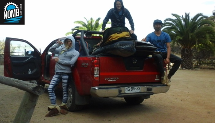 #Tripnotes Chile 3-4 Waves: Expedition North..