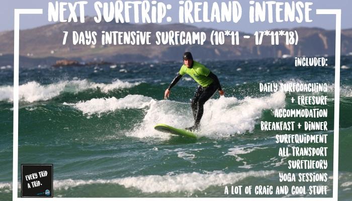 Next Trip: Ireland Intense, November 2018!