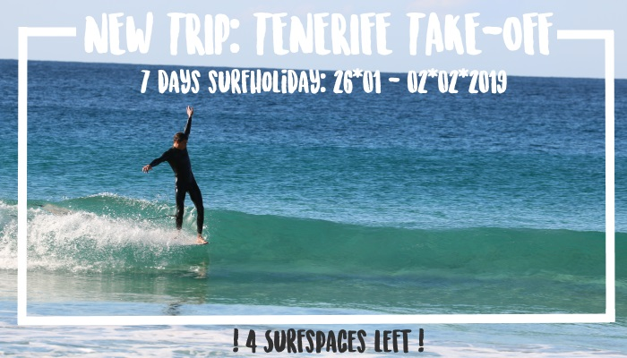 Next years Canary Island surftrip will take the NOMB Surfteam to Tenerife.
