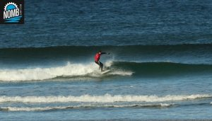 The NOMB Surfers surfing around Northwest Ireland. Great waves and loads of fun.
