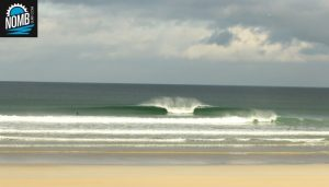 Quality beachbreak waves on IRELAND INTENSE, a 7 day intensive NOMB Surftrip