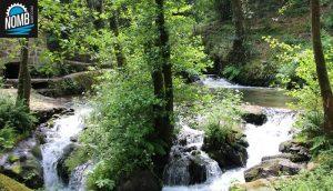 Waling in the region of las Rias Baixas