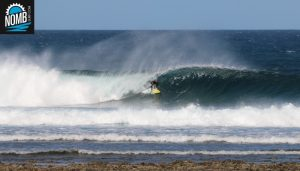 Great barrels on Fuerteventura to kick off the new year