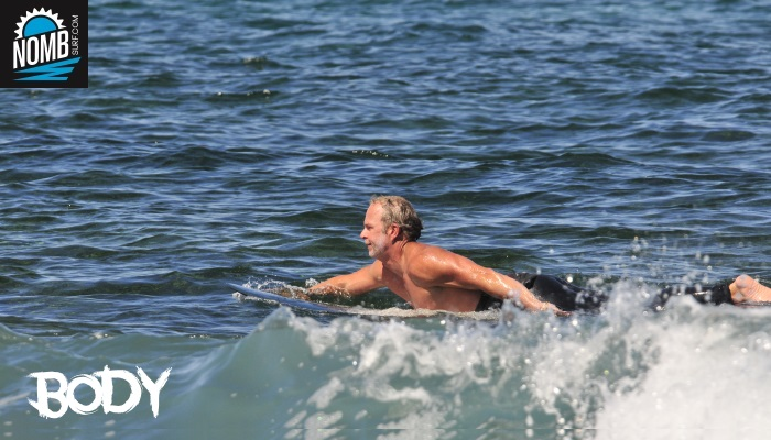 Be surffit and surf longer. Your body is like a machine, fuel it right.