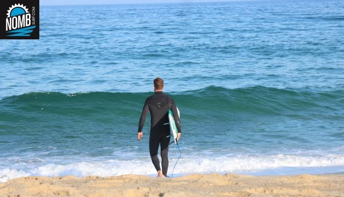 Surfcoaching my boyfriend, it didn´t work