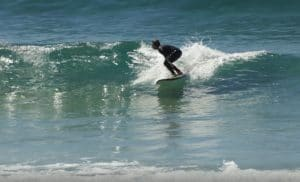 Surfing around the world