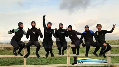 Surf Coaching Trip to Ireland