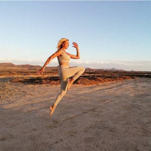 Personal Trainer Kati on Fuerteventura