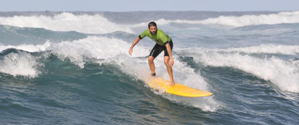 Take the challenge: Surfcoaching Week Fuerteventura