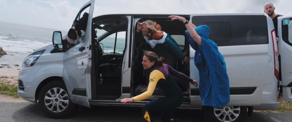 One month surfing (and schabernacking) in Galicia: our #Tripnotes